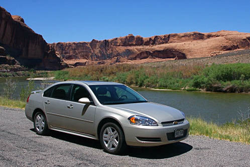 2006-2012 Chevrolet Impala Buyer's remorse could mean big savings