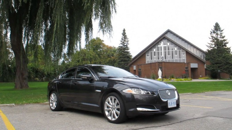 Are You the One? Jaguar XF might be the devil