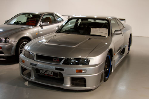Photo Gallery: Inside the Nissan Heritage Collection