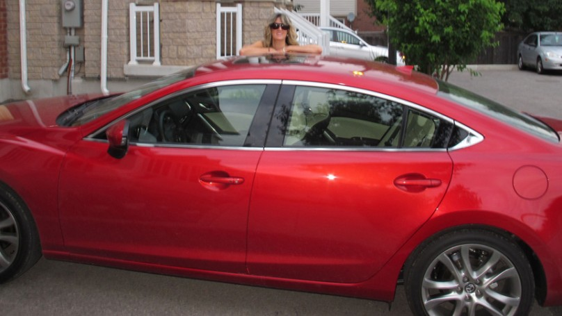 Are You the One? Me and Mazda6, sitting in a tree,<br> k-i-s-s-i-n-g