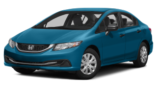 Review: 2014 Honda Civic