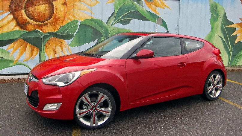 Review: 2013 Hyundai Veloster