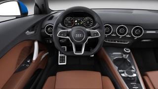 2015 Audi TT: Virtual cockpit highlights tech-heavy sports car