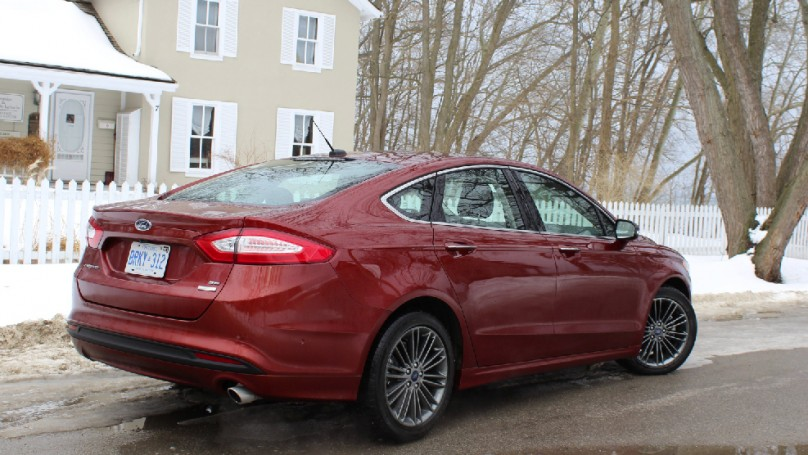 Review: 2014 Ford Fusion SE 1.5-L EcoBoost