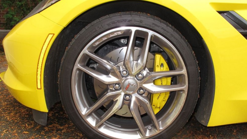 Road Test: Chevrolet Corvette Stingray Z51 Coupe 2014