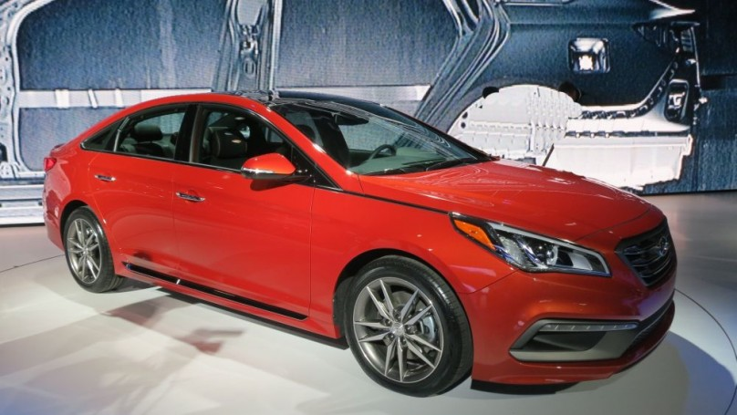 New York auto show: Small, sleek, sexy or more sedate