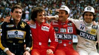Ayrton Senna: It was 20 years ago today . . .