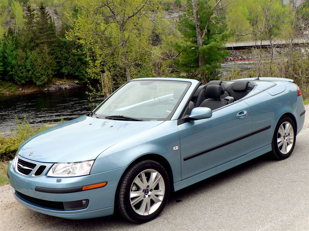 SPRINGTIME RAGTOPS:  Four cars to enjoy the sun and the wind