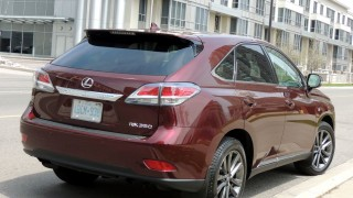 ... Lexus RX 350 2014 Review   Practicality With Panache In ...