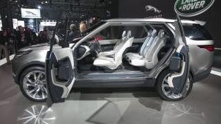 Futuristic SUV shoots for the Moon