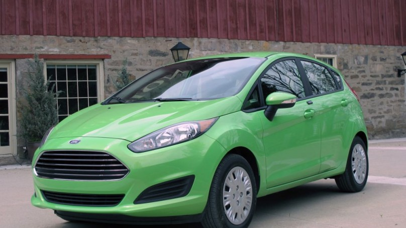 Ford Fiesta EcoBoost, the most fuel efficient non-hybrid on the market