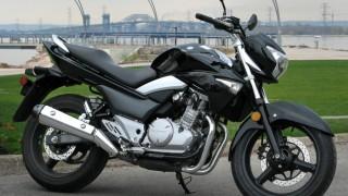 Suzuki GW250 gets back to basics