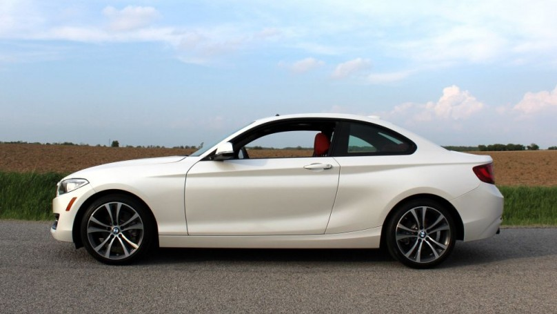 Preview BMW I Entrylevel Bimmer Is Refined But Frisky - 228i bmw