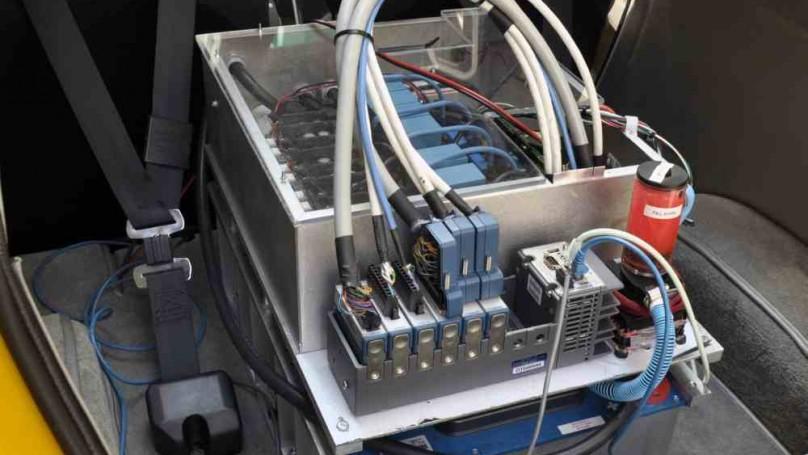 A unique platform to test battery technology