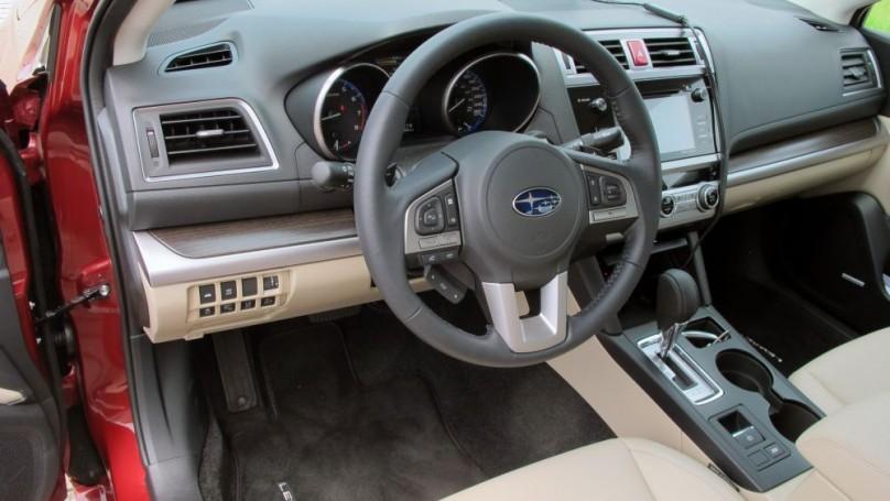 Subaru Legacy 2015 - First Drive