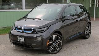 BMW i3 electric 2014 -BMW i3 drives for sustainability