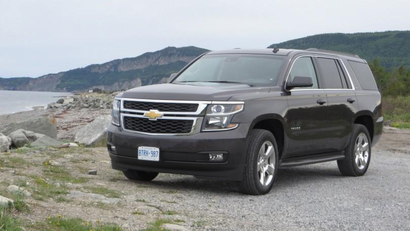 Preview: 2015 Chevrolet Suburban / Tahoe