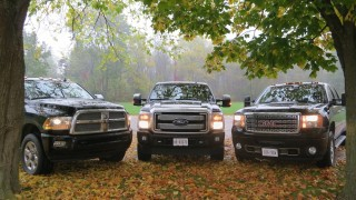 High performance: pickups - Any truck can haul, but which one is best?