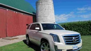 2015 Cadillac Escalade Review