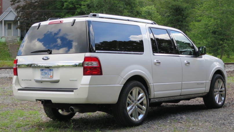 PREVIEW: 2015 Ford Expedition