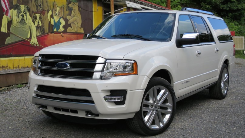 expedition trend vs showdown styling ford truck news