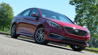 PREVIEW: 2015 HYUNDAI SONATA