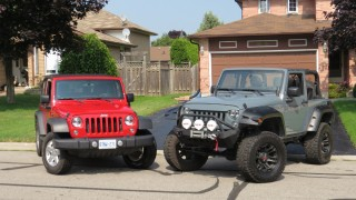 REVIEW: 2014 JEEP WRANGLER -Easy to love, hard to explain