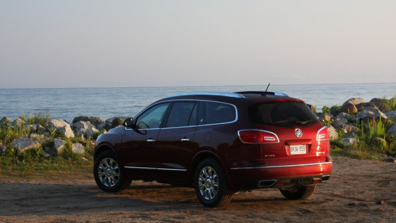 PREVIEW: 2015 Buick Enclave Premium AWD
