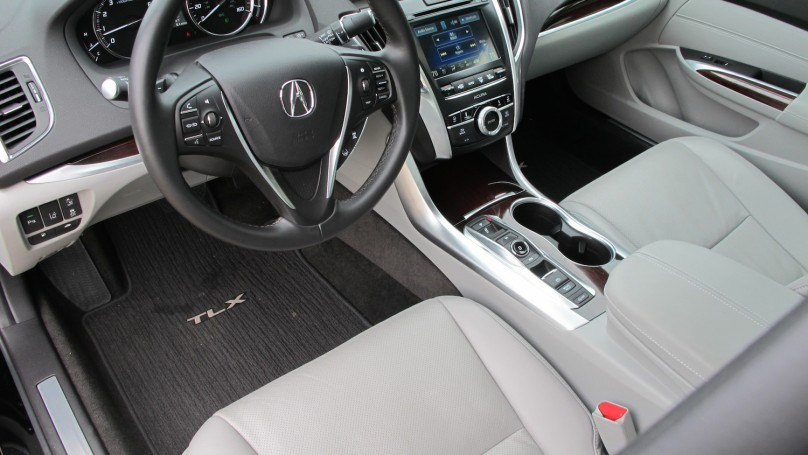 2015 Acura TLX Review