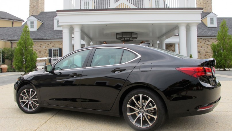acura tlx 2015. 2015 acura tlx review tlx