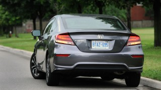 ... 2014 Honda Civic Coupe EX Review ...