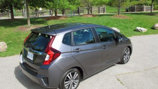 Honda Fit 2015 Review