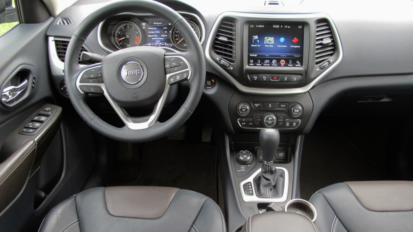 2014 Jeep Cherokee Limited 4x4 Review