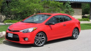 2015 Kia Forte Koup SX review