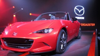 2016 Mazda MX-5 world reveal