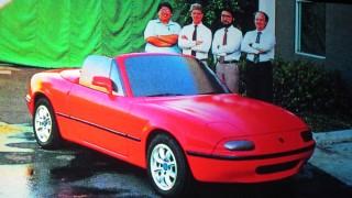 Mazda Miata MX-5 designer Tom Matano a.k.a Mr.Miata and me