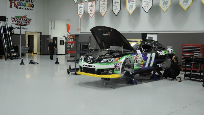 2015 Toyota Camry: NASCAR in Your Driveway