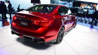 Infiniti Q50 Eau Rouge Trademarking Issues