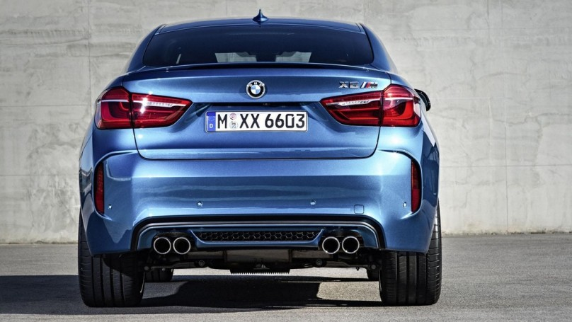 2015 BMW X5 M And X6 M: Here They Are