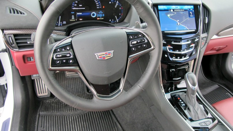 2015 Cadillac ATS Coupe Review – WHEELS.ca