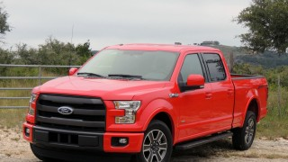 2015 Ford F150 Review