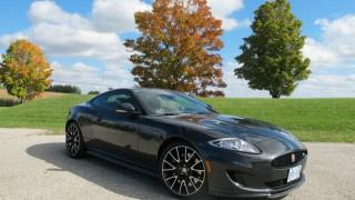2015 Jaguar XKR Coupe Review