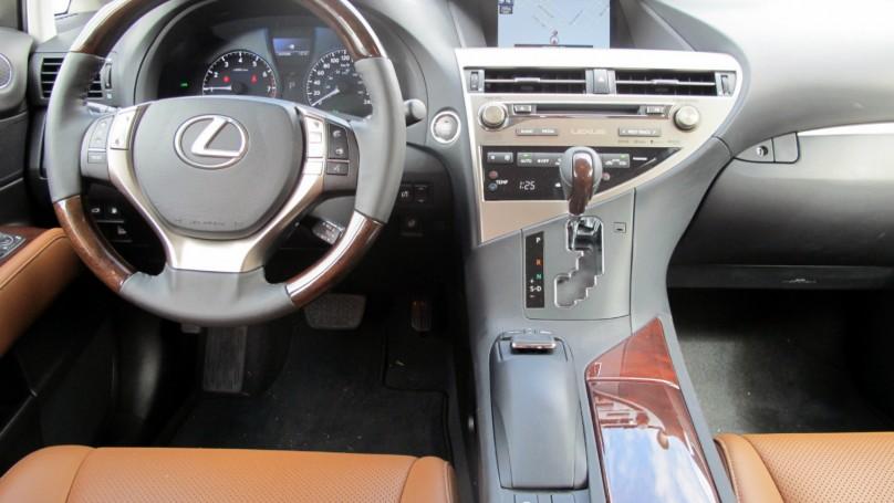 2015 Lexus RX 350 Sportdesign Review