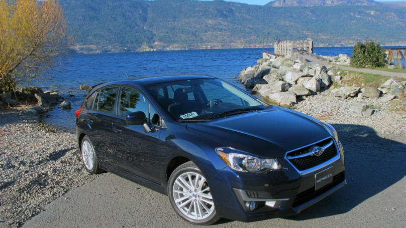 2015 Subaru Impreza Review