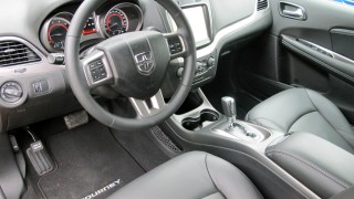 ... 2015 Dodge Journey Crossroad AWD Review ...