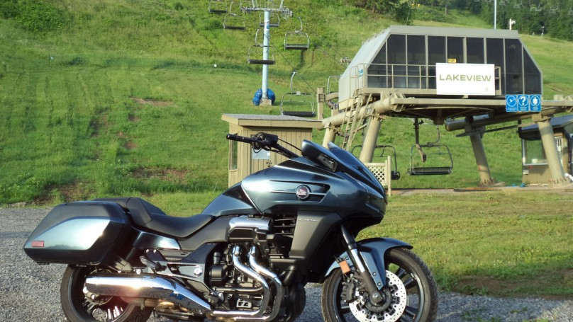 Review: 2014 Honda CTX1300