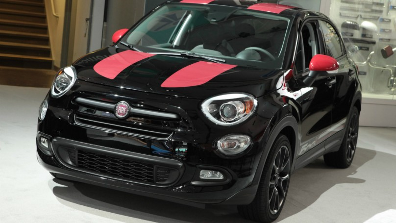 2016 Fiat 500X Gets Personal With Mopar