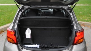 2015 Toyota Yaris Hatchback SE Review