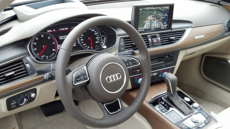 Canadians won?t get the best of the updated 2016 Audi A6