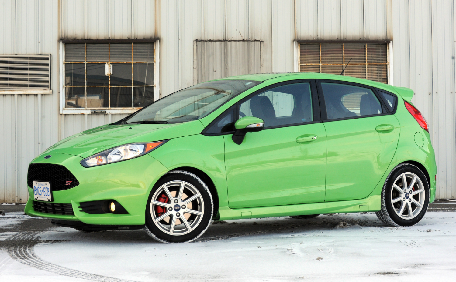 Rob's Top Five Best Cars of 2014